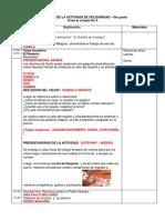 Programa Final Solidaridad 6º - Grupo 1