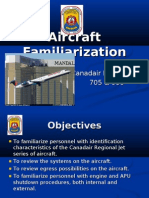 ARFF Familiar is at Ion CRJ705&CRJ900