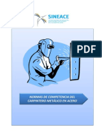Anexo Res. 019-2014-CDAH-P -Perfil Carpintero Metálico en Acero