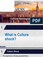 cultural reintegration