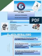 Globalisacion y Neoliberalismo Grupo 3