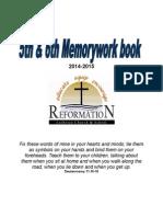 memory work book 13-14 final