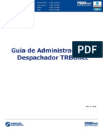 TRBOnet Dispatch Software Administration Guide v4.4. ESPAOL Ok 1