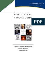 AstroStudies Guide