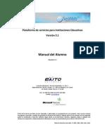 SesWEB Manual Del Alumno v1.3