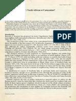 Soricelli - Libyan Studies 1987