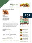 Cantinho Vegetariano_ Biscoito de Farelo de Aveia Com Canela (Vegana)