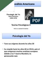 Psicologia Del Yo Hartmann