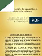 Ideas fundamentales del Lipovetski en su artículo La.ppt