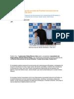 07-11-2014 Puebla Noticias - Asiste RMV a La Segunda Jornada Del Festival Internacional de Mentes Brillantes, CDI 2014