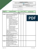 Lista de Verificacion Residuos Cromatografia Final