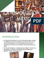 La Revolución Mexicana en 1910