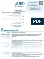 riley laird resume 2014
