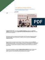 04-11-2014 Puebla Noticias - Inaugura RMV Casa de Justicia en Acatlán de Osorio