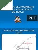 6 Ec Euler y Bernouilli