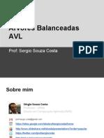 Arvoresbalanceadas Avl 140123054127 Phpapp02