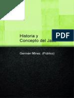 Historia y Concepto Del Jazz