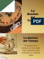 La Gestion Del Tiempo-continuacion