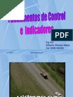 Control e Indicadores de Gestión