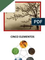 5 elementos - aula