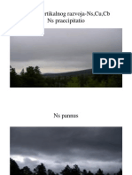 Oblaci Vertikalnog Razvoja-