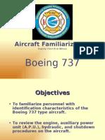 ARFF familiarisation 737