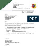 Surat Jemputan Ceramah SKDPP
