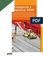 Transporte y Logística 2030