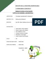 Práctica - Elaboración de Biodiesel