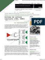 Sistema de Voltaje Constante (70V, 100V) Con Transformadores