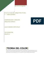 Historia Del Color - Teoria del color