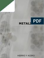MATERIALES METALES Y ACEROS