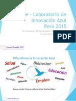 Pre - Laboratorio de Innovación Azul Peru 2015