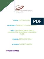 Geraldine Salazar Cuestionario Psicobiologia