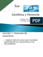 Genética y Herencia 2014.pptx