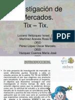 Investigación de Mercados Somrics de Mexico