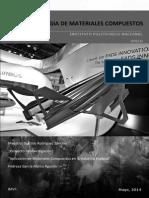 Aplicación de Materiales Compuestos en La Industria Espacial