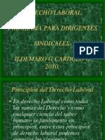 Derecho Laboral Psicologia Uca2006