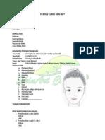 Status Klinik Skin Art