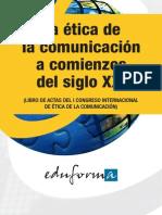 Libro Actas Congreso Etica Comunicacion
