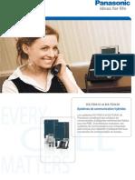 Panasonic Pbx TDA15.30V5 200909