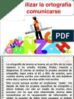Como Utilizar La Ortografia Para Comunicarse