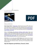 Pendahuluan Sistem Pemosisi Global (GPS)