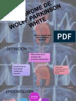 Sindrome de Wolff Parkinson White