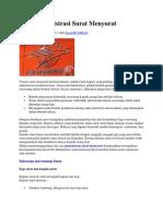 Kode Administrasi Surat
