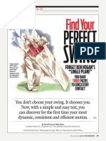 Find Your Perfect Swing