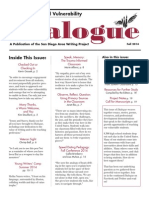 Dialogue Fall 2014