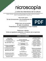 Microscopia - 126 - Noviembre 2013