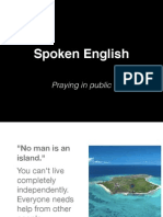 SE 2 Praying in Public