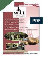 Brochure MujerEmpresariadeHoy.com